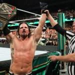 WWE: AJ Styles vicino al record di Shawn Michaels