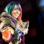 WWE: Asuka lascerà la WWE?