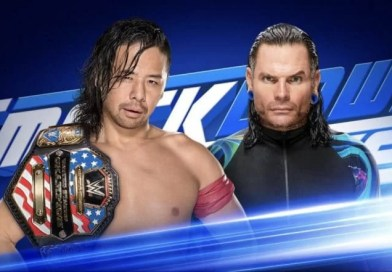 Report: WWE Smackdown Live 17-07-2018
