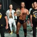 WWE: L'Undisputed Era parla del match che avrà a War Games