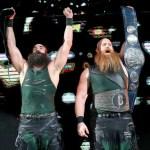 WWE: Rowan si è infortunato a Summerslam