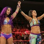 WWE SPOILER RAW: Dettagli sul match di Sasha Banks & Bayley a Raw