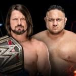 WWE: Svelata la stipulazione per AJ Styles vs Samoa Joe di Super Show-Down?