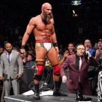 WWE: Tommaso Ciampa prende in giro Johnny Gargano