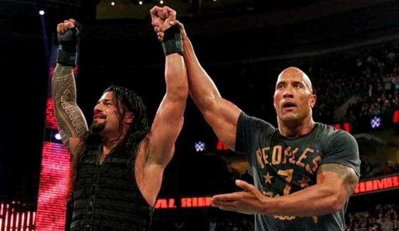 """Roman Reigns: """"Ecco cosa mi ha insegnato The Rock"""""""