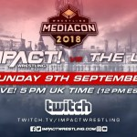 Card finale di Impact Wrestling vs. UK Event