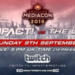 Card finale di Impact Wrestling vs. UK Event
