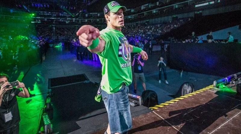 WWE: John Cena sarà a Wrestlemania 35?