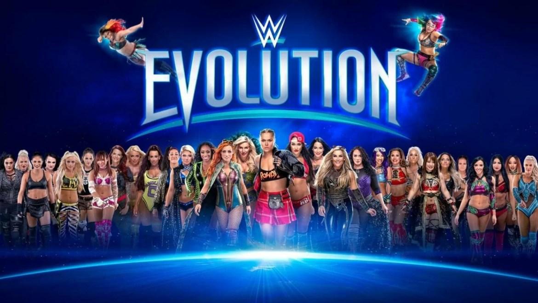 WWE: Risultati Evolution 28-10-2018