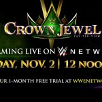 WWE: Card aggiornata di WWE Crown Jewel 2018