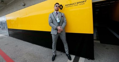 WWE: The Miz protagonista durante il weekend di Formula 1 negli Stati Uniti (Foto)