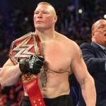 WWE: Quanto ha guadagnato Brock Lesnar nel 2018?