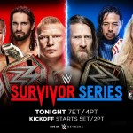 Report: WWE Survivor Series 2018
