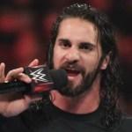 WWE: Seth Rollins nega il ban del Curb Stomp
