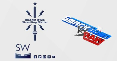Brand War: Wrestling Matter #87