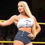 WWE: Lacey Evans saluta NXT
