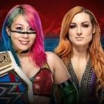 WWE: Perché Becky Lynch ha perso contro Asuka?