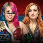 WWE: Perchè Asuka ha sottomesso Becky Lynch?