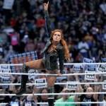 WWE: Boato di gioia in un pub irlandese per la vittoria di Becky Lynch (VIDEO)