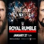 Report: WWE Royal Rumble 2019