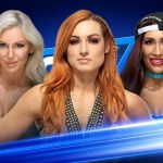 Report: WWE Smackdown Live 08-01-2019
