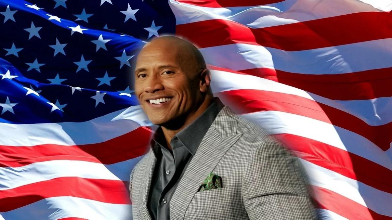 """The Rock: """"Ecco per chi voterò alle presidenziali"""""""