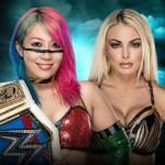WWE: Rilasciate le quote di Asuka vs Mandy Rose