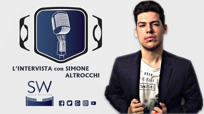 """L'Intervista: Parla Simone Altrocchi """"Wrestlemania è il Natale di ogni fan vero di wrestling, mi aspetto tanto da Lesnar vs Rollins"""""""