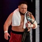 WWE: Samoa Joe contro i fans in camouflage