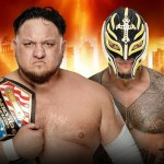 WWE: In forte dubbio il match tra Samoa Joe e Rey Mysterio