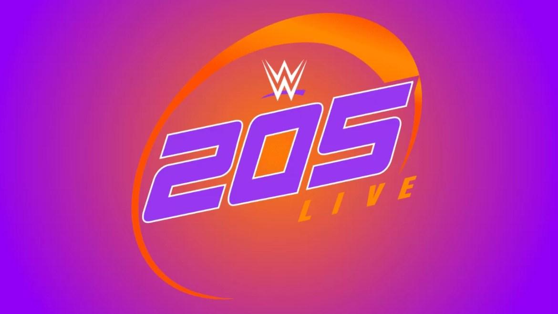 Report: WWE 205 Live 17-09-2019