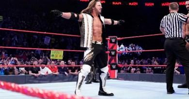 WWE: 3 possibili avversari per AJ Styles a Raw