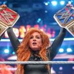 WWE: Becky Lynch spiega perchè non vuole l'unificazione dei titoli femminili