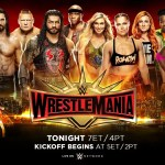 Report: Wrestlemania 35