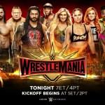 WWE: Quale match avrebbe dovuto aprire WrestleMania 35?