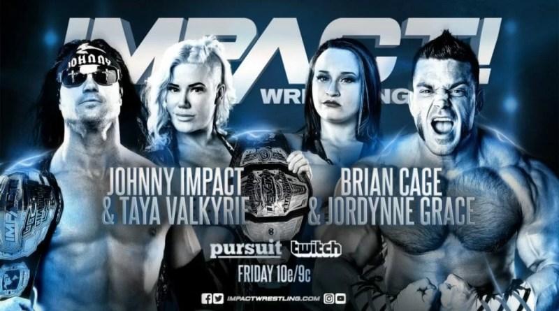 IMPACT WRESTLING: Risultati Impact Wrestling 12-04-2019
