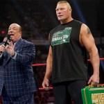 WWE: Maggiori dettagli sulla segretezza del ritorno di Brock Lesnar