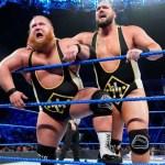 WWE SPOILER SMACKDOWN: Svelata l'identità degli avversari degli Heavy Machinery