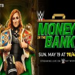 WWE: Card finale finale di Money In The Bank 2019
