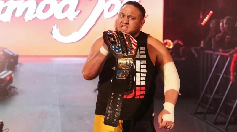 WWE SPOILER RAW: Chi affronterà Samoa Joe a Stomping Grounds?