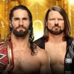 """AJ Styles: """"Ecco cosa ho detto a Seth Rollins dopo il nostro match"""""""