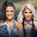 WWE: Chi vincerà fra Bayley e Alexa Bliss a Stomping Grounds?