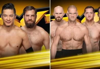 WWE: Risultati NXT 12-06-2019