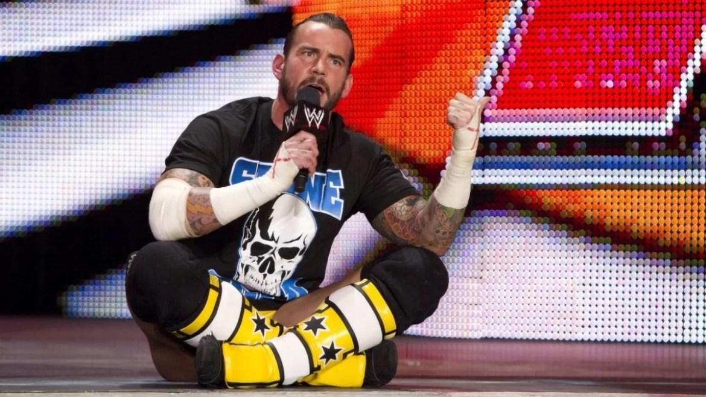 WWE: CM Punk rivela chi ha fatto il miglior promo del decennio