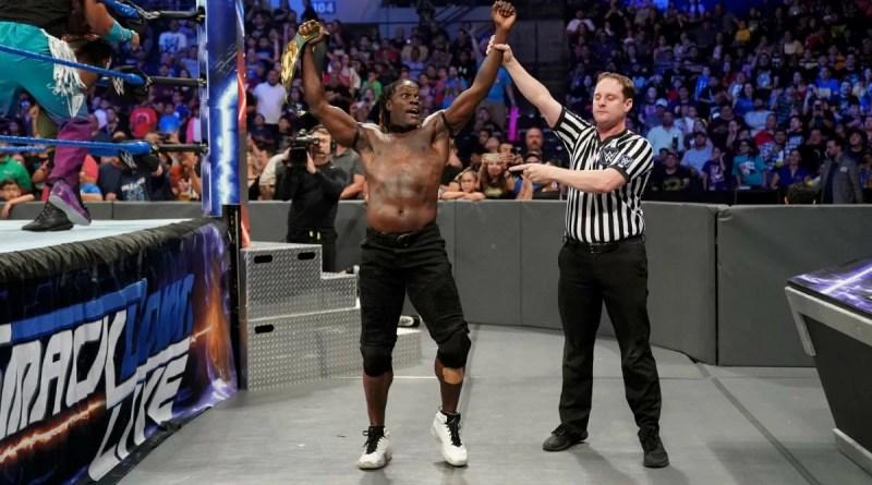 WWE: R-Truth conquista il titolo 24/7 in una camera d'albergo (VIDEO)