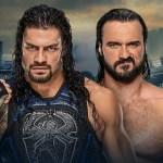 WWE SPOILER STOMPING GROUNDS: Quali erano i piani originali per Roman Reigns vs Drew McIntyre?