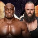 WWE: Bobby Lashley torna a parlare del suo feud con Braun Strowman