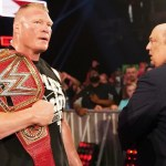 WWE SPOILER RAW: Cosa ha fatto Brock Lesnar a Raw?