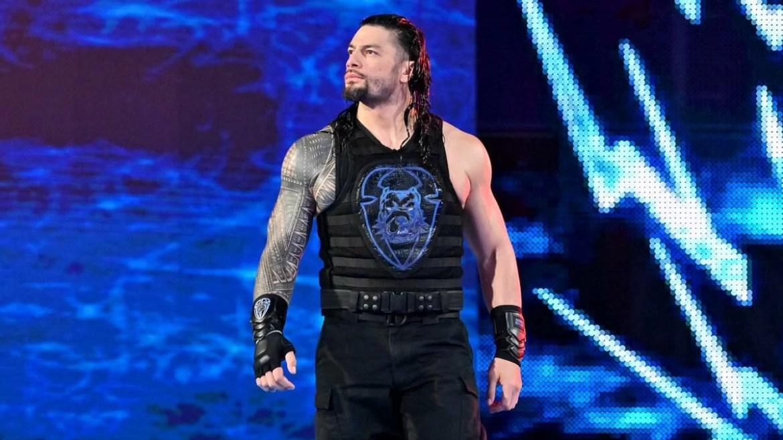 WWE: Roman Reigns risponde al campione UFC Jon Jones