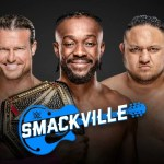WWE: Aggiunti altri match a Smackville